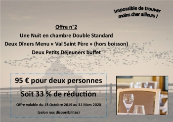 Offre n°2 Hiver 2019-2020