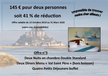 Offre n°3 Hiver 2019-2020